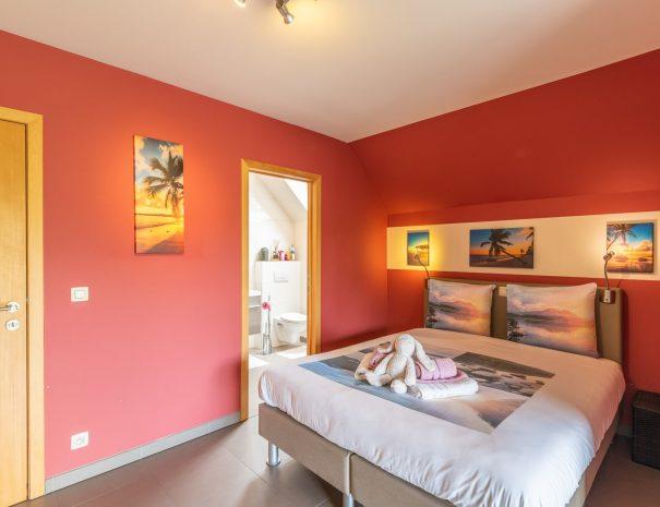 Gastenkamer | Gastenhuis SweetHome Barebeek B&B Driehoek : Brussel - Mechelen - Leuven (Zemst)