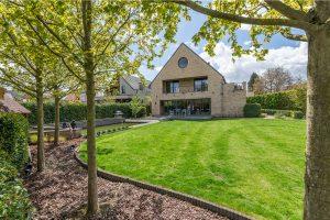 Buiten - Tuin | Gastenhuis SweetHome Barebeek B&B Driehoek : Brussel - Mechelen - Leuven (Kampenhout Berg)